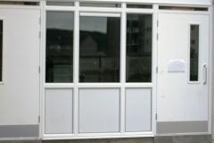 Glazing Panel Installation