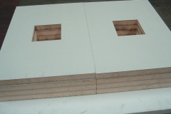 Architectural Insulated Panels - CNC Machined