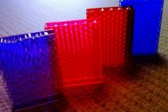 Polycarbonate Honeycomb Panels - Decorative 2 - Evening