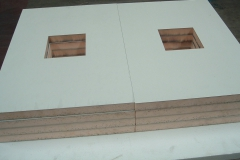 Architectural Panels 2 - CNC Machined