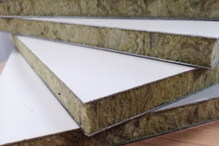 Stonewool Core, Plastisol Steel Panels - Class A1 Non-Combustible Component Sheet Materials