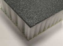 Anti Slip  Gritted GRP - Lightweight Flooring Options